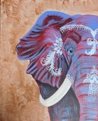 Indian Elephant. Saturday, September 15th  3:30-6:00 p.m.