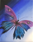 Spring Butterfly. Saturday, May 11th from 3:30 to 6:00 p.m.